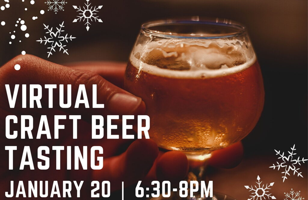 Craft Beer Virtual Event